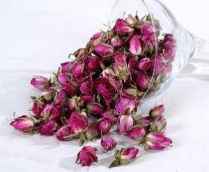 خرید و فروش عمده غنچه گل محمدی